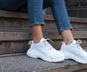 chunky sneakers image