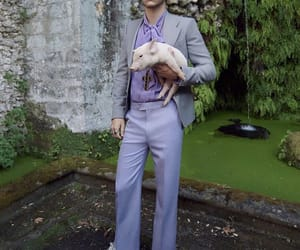 Harry for Gucci new campain