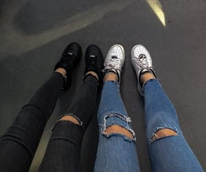 trousers, airforce, and bff image