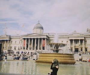 city, explore, and national gallery image