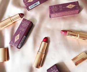 lipgloss, lipstick, and luxury image
