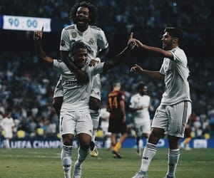 CL, football, and real madrid image