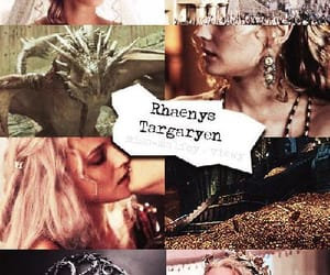 dragons, fire and blood, and targaryen image