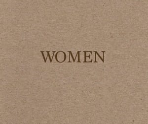 quotes, women, and brown aesthetic image