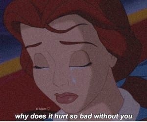 belle, cool, and cry image