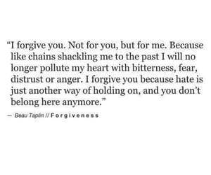 advice, forgiveness, and quotes image