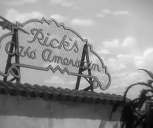 Casablanca, gif, and classic movies image
