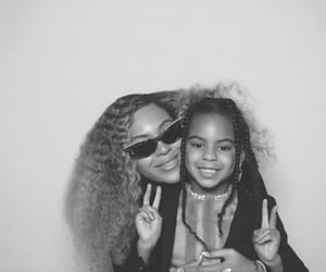 blueivy and beyoncè image