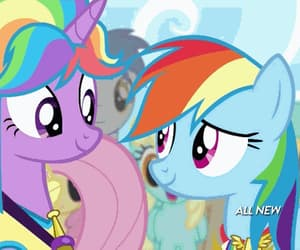 dash, friendship, and MLP image