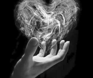 heart and corazón image