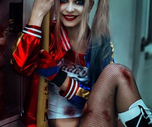 beauty, harley, and lady image