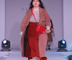 autumn, korea, and fashion image