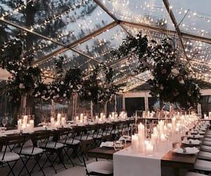light, wedding, and love image