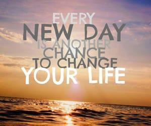 life, chance, and change image