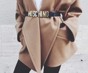 fashion, Moschino, and style image