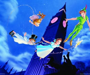 disney, peter pan, and faith and trust image
