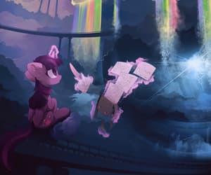 fan art, my little pony, and twilight sparkle image