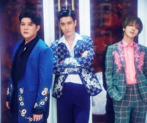 shindong, yesung, and kim jong woon image