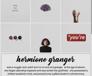 aesthetic, edit, and hermione granger image