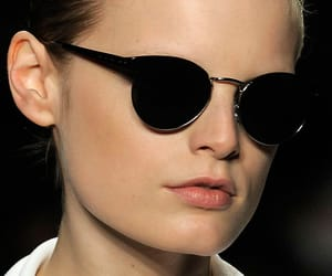 Hanne Gaby Odiele, Michael Kors, and nyfw image