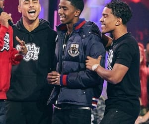 justin combs and christian combs image