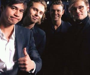 5 seconds of summer, 5sos, and luke hemmings image