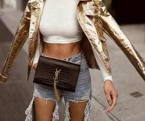 fashion, clothes, and jacket image