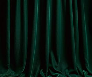 green, aesthetic, and velvet image