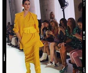 fashion, milan fashion week, and models image