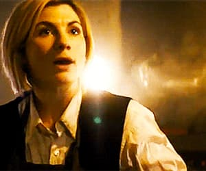 gif, the doctor, and jodie whittaker image