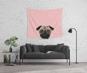 home decor, tapestries, and wall tapestry image