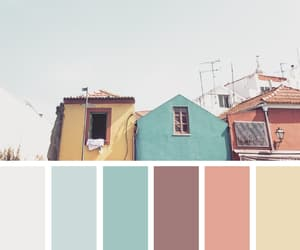 aesthetics, colors, and summer image