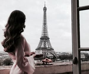 paris, hair, and france image