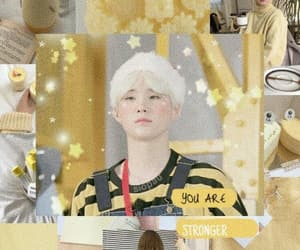 amarillo, k-pop, and lockscreen image