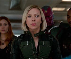 Avengers, black widow, and natasha romanoff image