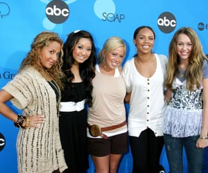 ABC, miley, and brenda song image