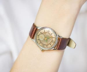 etsy, montre homme, and vintage watch image