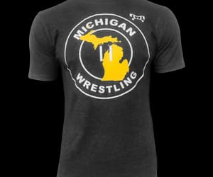 state wrestling t-shirts and michigan state wrestling image