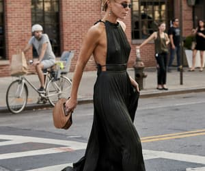 fashion, nyfw, and street style image