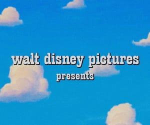 blue, disney, and walt disney image