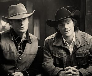 brothers, supernatural, and dean winchester image