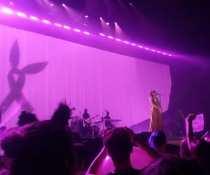 concert, arianagrande, and fans image