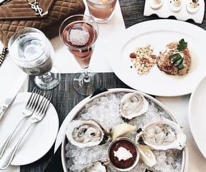drinks, food, and fresh taste image