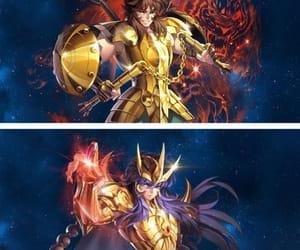 anime, badass, and knight image
