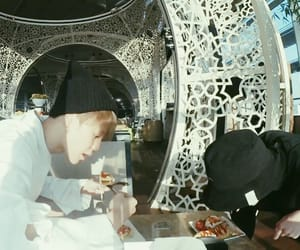 boyfriends, park jimin, and jeon jungkook image