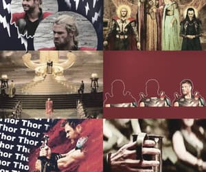 aesthetic, thor, and thor odinson image
