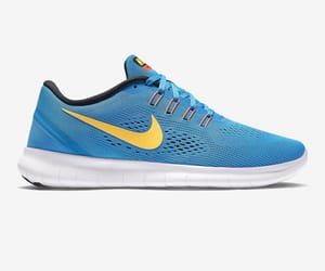 blue, mens, and nike image