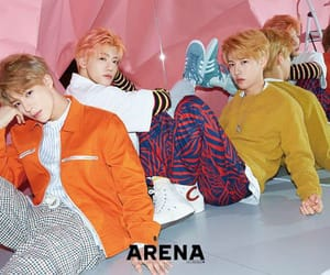 arena, jaemin, and lee jeno image