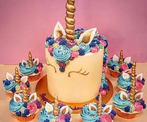 bakery, birthday, and kids image
