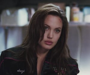 Angelina Jolie, tumblr, and grunge image